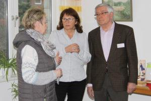Spende an Hospizgruppe von SPD